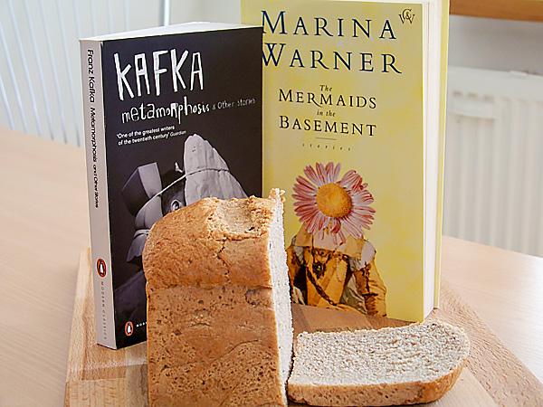 Warner and Kafka books
